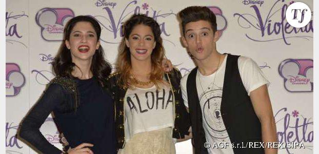 """""""Violetta"""" : une soirée spéciale sur Disney Channel le 14 mars"""