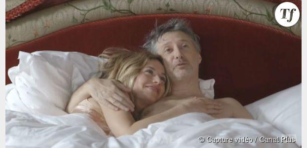 César 2014 : Antoine de Caunes et Cécile de France amants - vidéo