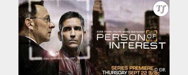 Person of Interest Saison 2 : épisode à couper le souffle sur TF1 Replay