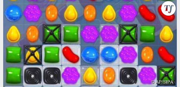 Candy Crush : le jeu bientôt en Bourse ?