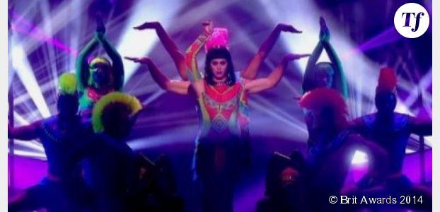 Brit Awards : revoir la prestation de Katy Perry (Vidéo)