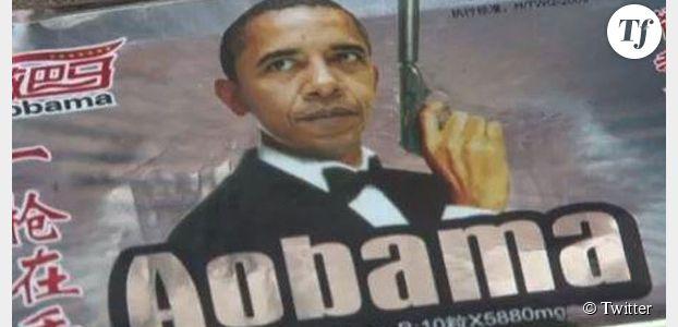 Barack Obama fait de la publicité (malgré lui) pour du Viagra