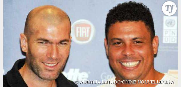Ronaldo voit Zidane en sélectionneur des Bleus