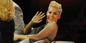 Oscars 2014 : Pink chantera en direct
