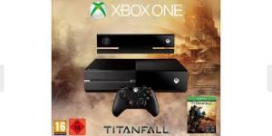 Un pack Xbox One + Titanfall annoncé par Microsoft
