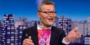 Laurent Ruquier a sa marionnette aux Guignols de Canal +