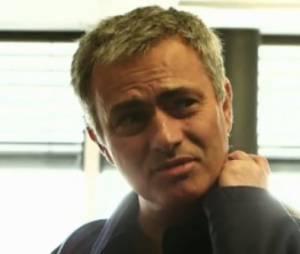 José Mourinho est très fâché après Canal +