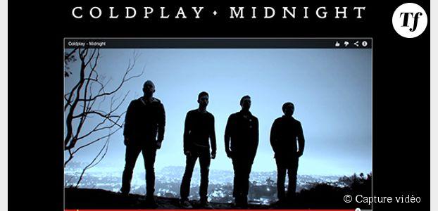 """Coldplay signe son grand retour avec le clip de """"Midnight"""" - vidéo"""