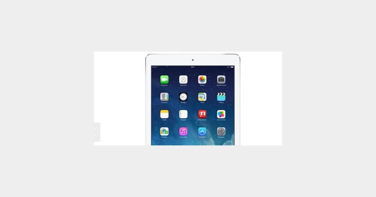 global mobile awards l 39 ipad air d 39 apple sacr e meilleure. Black Bedroom Furniture Sets. Home Design Ideas