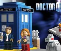 Dr Who : la série bientôt adaptée en Lego ?
