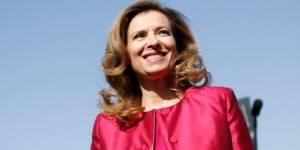 Valérie Trierweiler au défilé Dior : première sortie officielle en France