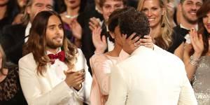 Oscars 2014 : Les discours de Matthew McConaughey et Jared Leto, meilleurs acteurs - vidéo