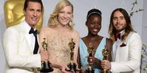 Oscars 2014 : le palmarès complet de la cérémonie