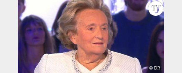 Bernadette Chirac arrêtée à crontresens dans Paris