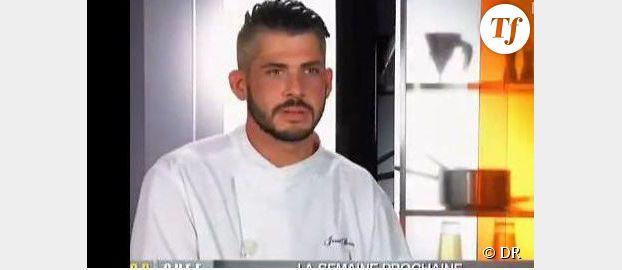 Jérémy Brun (Top Chef) partant pour être candidat dans les Anges