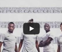 Equipe de France : découvrir le maillot extérieur façon marinière
