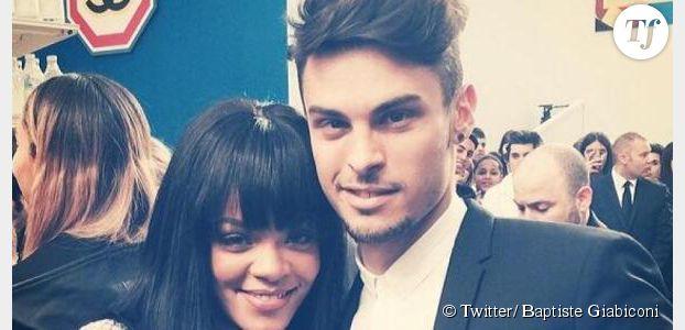 Baptiste Giacobini : bientôt un duo avec Rihanna pour le protégé de Karl Lagarfeld ?