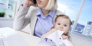 8 mars 2014 : la journée type de la working mum en 8 chiffres