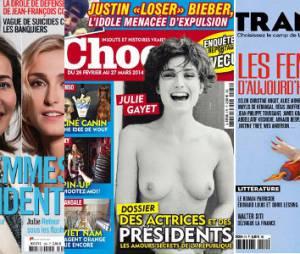VSD, Choc, Transfuge  : les bonnes et les moins bonnes couv' de la Journée de la Femme