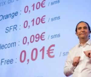 Free mobile négocie le rachat des antennes de Bouygues