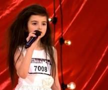 Angelina Jordan : la nouvelle Susan Boyle a 7 ans et chante une chanson de Billie Holiday sur le suicide
