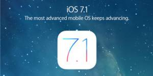 iOS 7.1 : attention au jailbreak en téléchargement