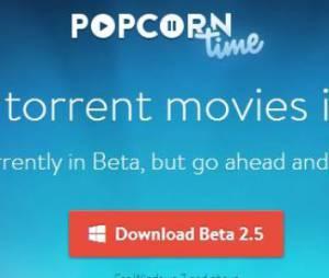 Popcorn Time : torrent et streaming faciles (mais pas en français)