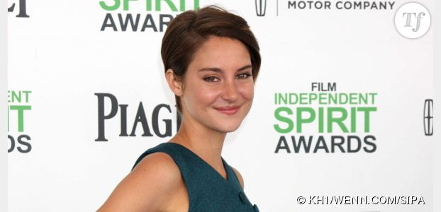 "Shailene Woodley : la star de ""Divergente"" critique ""Twilight"""