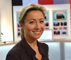 Anne-Sophie Lapix au JT : France 2 dément