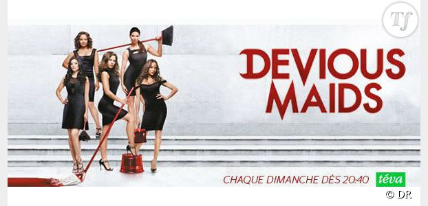 Devious Maids : qui a tué Flora Hernandez ? Teva Replay / 6Play