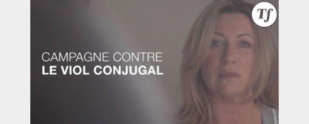 Viol conjugal : une campagne choc pour en finir avec ce tabou