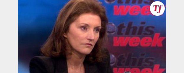 Cécilia Attias tacle la relation homme-femme en politique