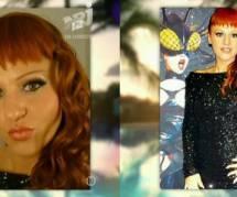 Cindy Sander est rousse : son nouveau look très surprenant
