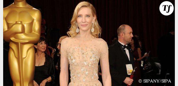 Oscars 2014 : la robe la plus chère de la cérémonie est...