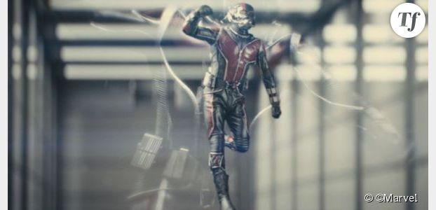 Ant-Man : premières images du nouveau super-héros de Marvel !