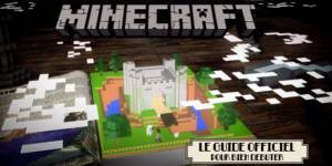 Minecraft : des guides disponibles en librairies