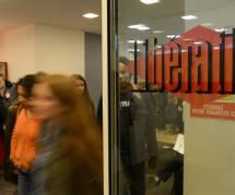 """Xavier Niel, Matthieu Pigasse et Pierre Bergé sont intéressés par """"Libération"""""""
