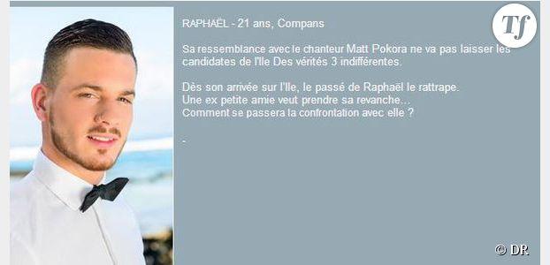 Raphaël (Île des vérités) en couple avec Stéphanie (Marseillais à Rio)?