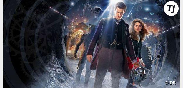 Doctor Who : la fin pour Matt Smith et l'arrivée de Capaldi – France 4 Replay