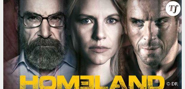 Homeland : la saison 3 en DVD avant la diffusion de la saison 4