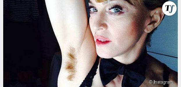 Madonna, Cameron Diaz, Kate Moss... et le poil rebelle