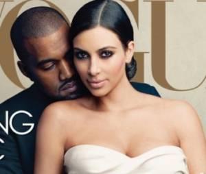 """Kim Kardashian et Kanye West, ce couple qui fait """"rayonner la culture"""", en une de Vogue"""