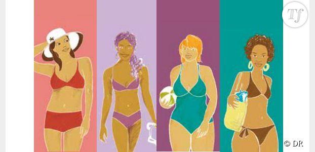 Comment choisir le bon maillot de bain en fonction de sa morphologie