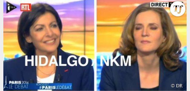 Résultats Municipales 2014 : NKM ou Hidalgo, qui est le nouveau maire de Paris ?