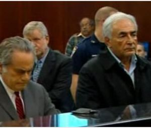 DSK : ses premiers mots à la police lors de son arrestation