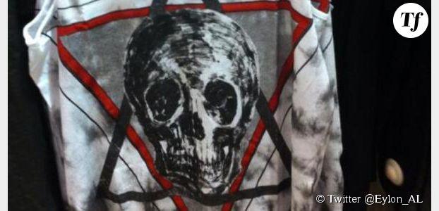 H&M : un tee-shirt orné d'une étoile de David et d'une tête de mort retiré des magasins