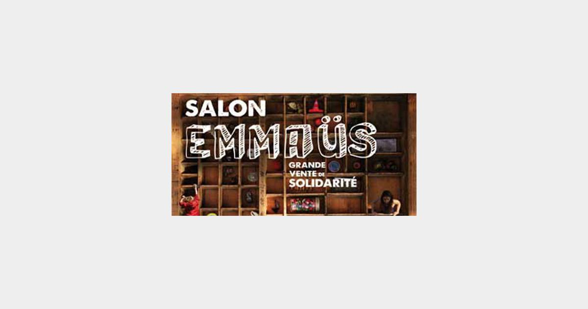 Salon emma s grande vente solidaire des petits prix for Porte de versailles salon esthetique