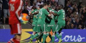 Olympique Lyonnais/Saint-Etienne : revoir les buts en vidéo