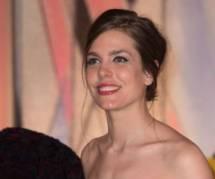Charlotte Casiraghi : la jeune maman éblouissante au Bal de la Rose