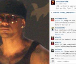 Booba en mode Mike Tyson contre Kaaris ?